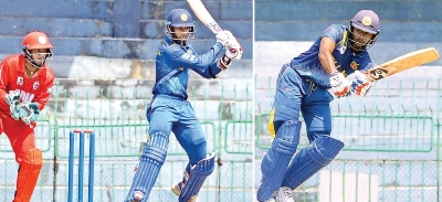 Sri Lanka off to winning start – beat Oman comprehensively