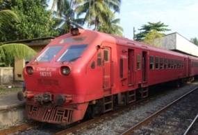 'Puravesi Athwela' humanitarian train' from North to South tomorrow