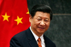 China president speaks out on security ties in Asia