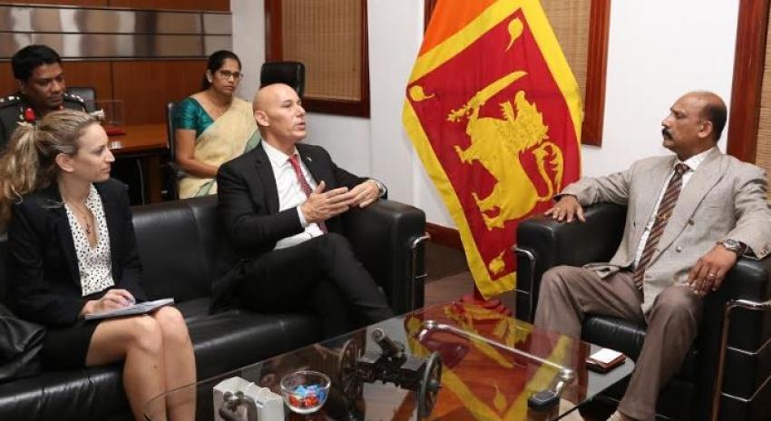 Israel offers assistance to improve Sri Lanka's digitization process