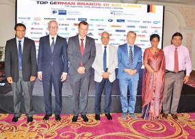 'German businessmen keen on investing more in Lanka'