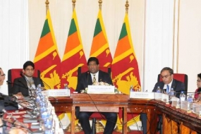 Foreign Minister briefs Diplomatic Corps