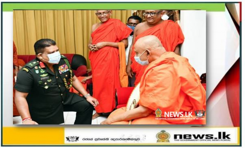 Commander Invited to Open New 'Dharma Mandiraya' at Korathota Raja Maha Viharaya