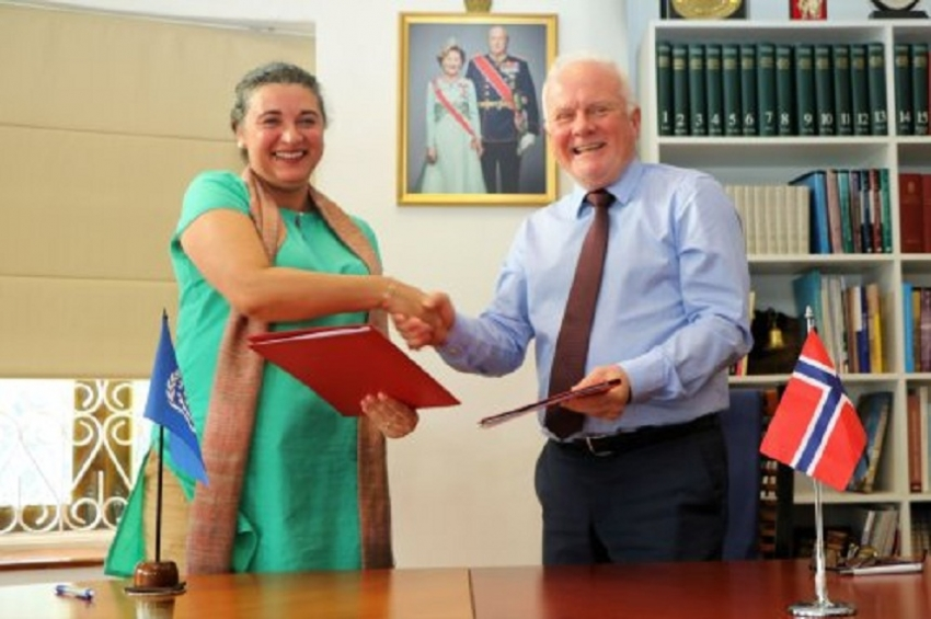 Norway provides Sri Lanka USD 3.5 Mn. for local empowerment