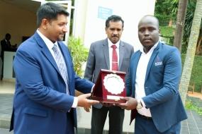 Sri Lanka and Rwanda ink MoU on defence