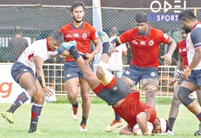 Butter-fingered CR lose to Kandy