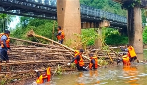 Navy relief teams deployed to areas affected by adverse weather