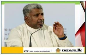 Gampaha Werellawatta Covid-19 Treatment Center will be handed over to the Health sector within 2 weeks - Minister Prasanna Ranatunga