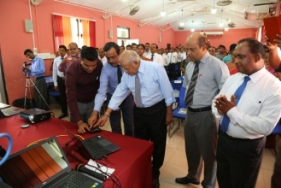 Sabaragamuwa Provincial Department of Education website launched