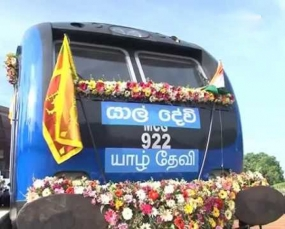 Yaal Devi to Jaffna resumes in October