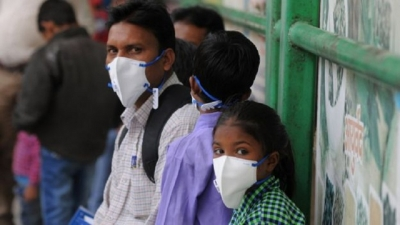 Millions of masks distributed to students in 'gas chamber' Delhi