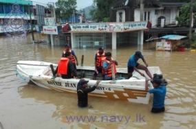 109 Naval teams in relief operations