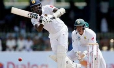 Sri Lanka sweep the Test series 2-0 against South Africa