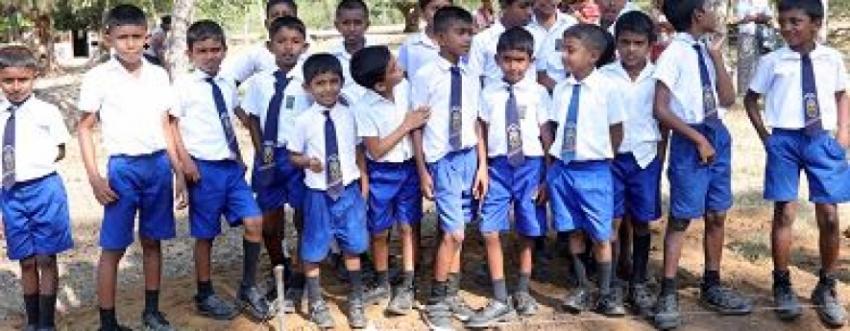 """Save the Children"" National Program in Puttalam"