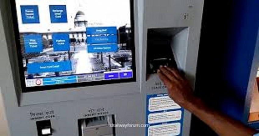 Smart card, E-ticketing system for railway seat reservations