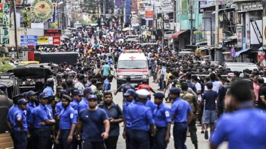 Compensation for bomb attack victims