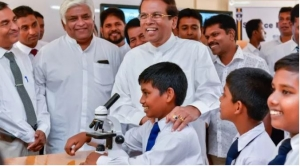 Will continue the efforts to create a better society for children – President