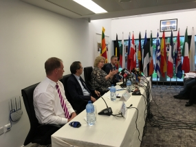 Delegation of European Parliament visits Sri Lanka