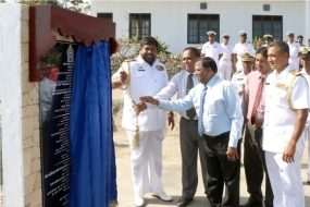 Navy Commander visits Northern Naval Command, several facilities declared open