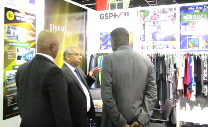 EDB Promotes Sri Lanka Apparel in France