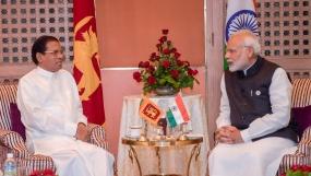 President meets PM Modi