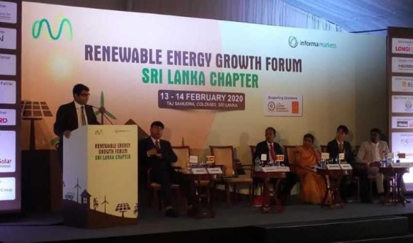 """Acting High Commissioner of India speaks about India's recent strides in the renewable energy sector: Energy alternatives should be """"available, affordable and accessible"""""""